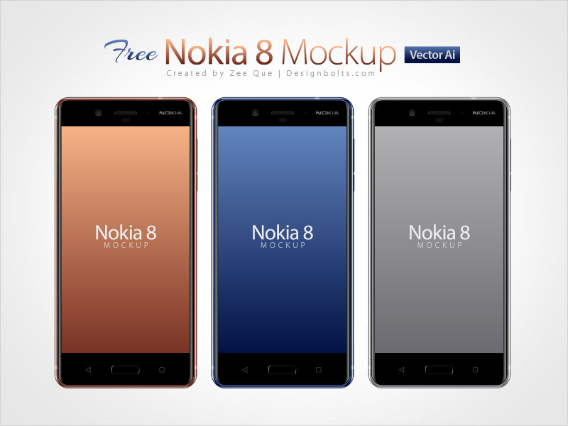 Free-Nokia-8-Android-Smartphone-Mockup-Psd-In-Ai-Format