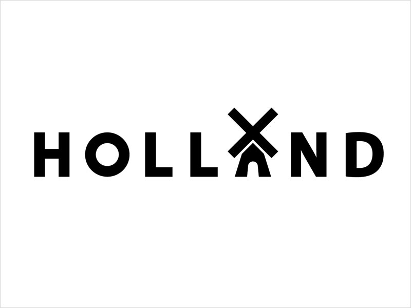 Holland-Wordmark