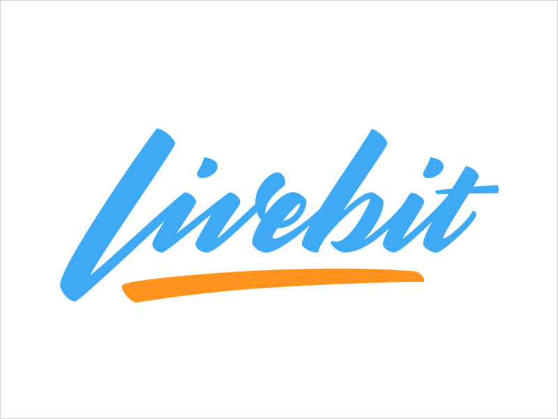 Livebit-Wordmark