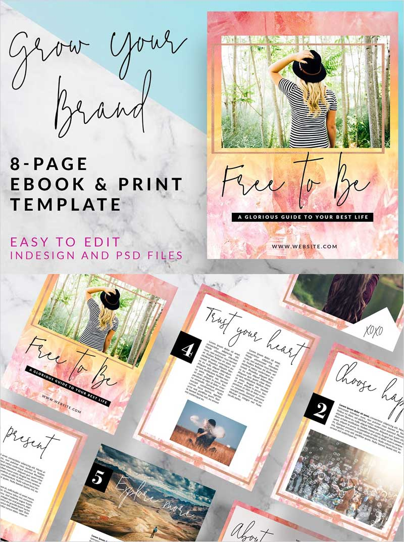 Multipurpose-Ebook-Template