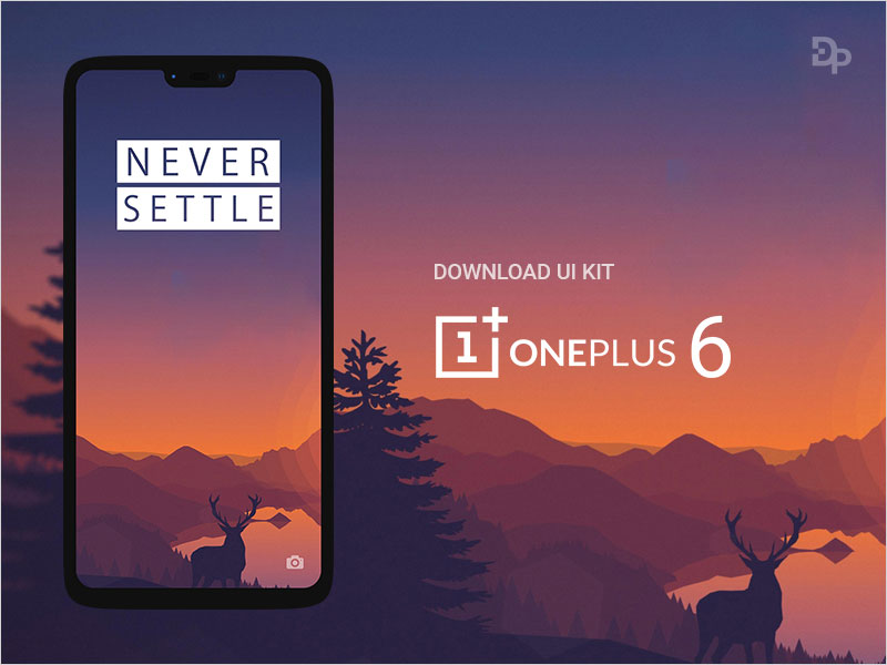OnePlus-6-Mockup-Free-Download