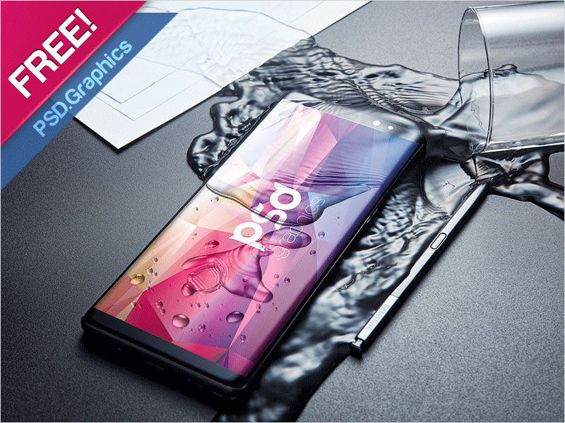 Samsung-Galaxy-Note-8-Mockup-PSD