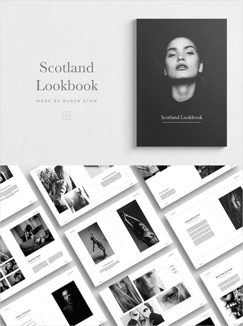 Scotland-Lookbook