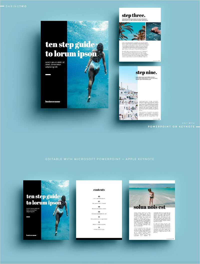 T2-Ebook-Template-Powerpoint-Keynote