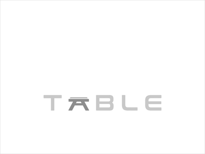 Table-Wordmark