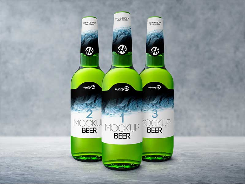 Bottle-Beer-–-Free-PSD-MockUp