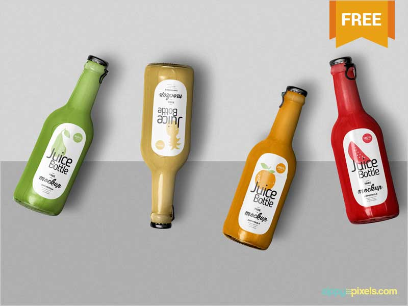Free-Awesome-Juice-Bottle-Mockup