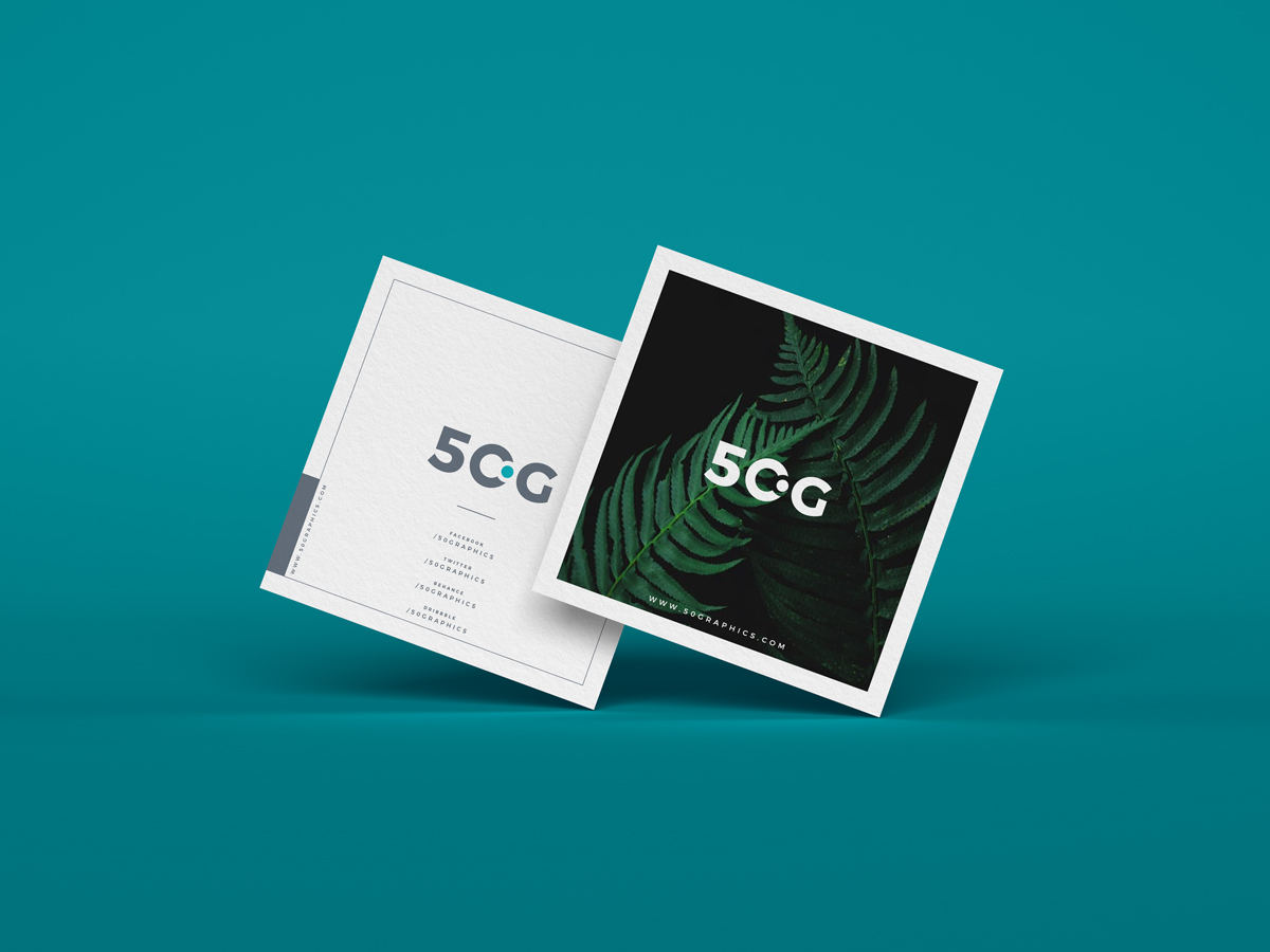 Free-Brand-Square-Business-Cards-Mockup-PSD