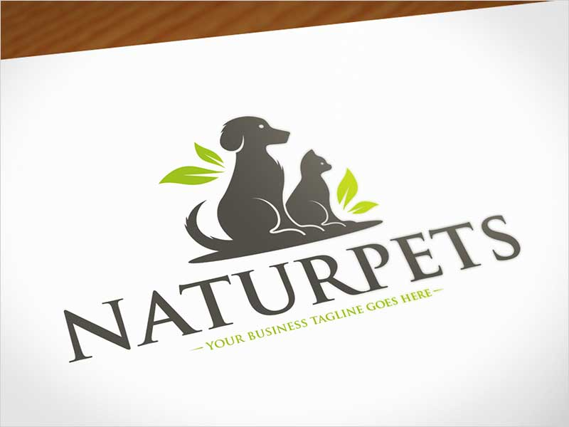 Nature-Pets-Logo-Design