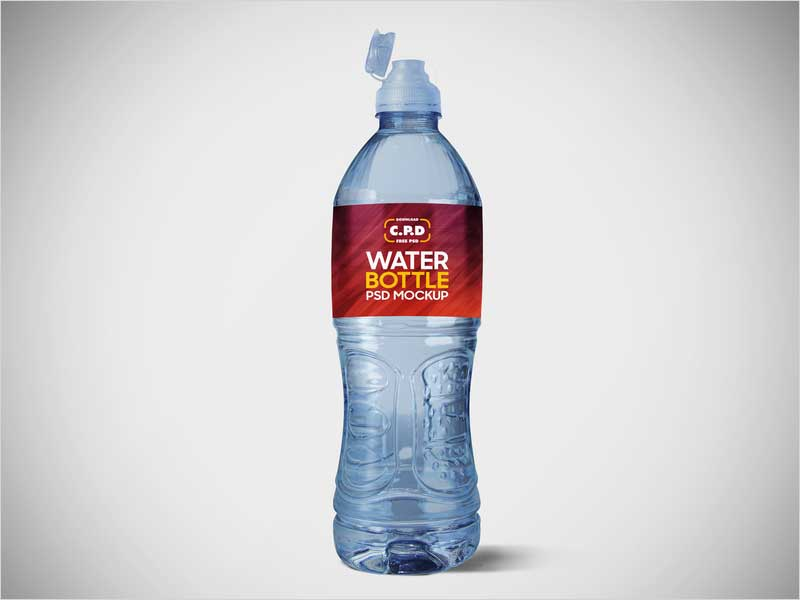 Water-Bottle-Mockup-Free-Psd