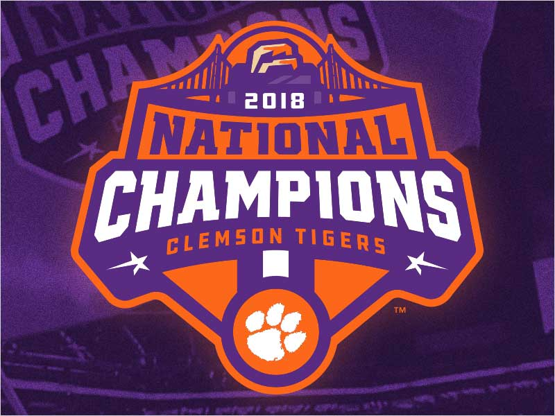 2018-Clemson-National-Champions