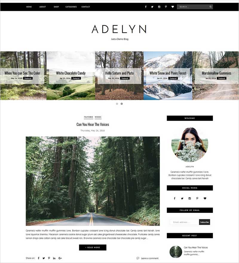 Blogger-Template-Responsive---ADELYN