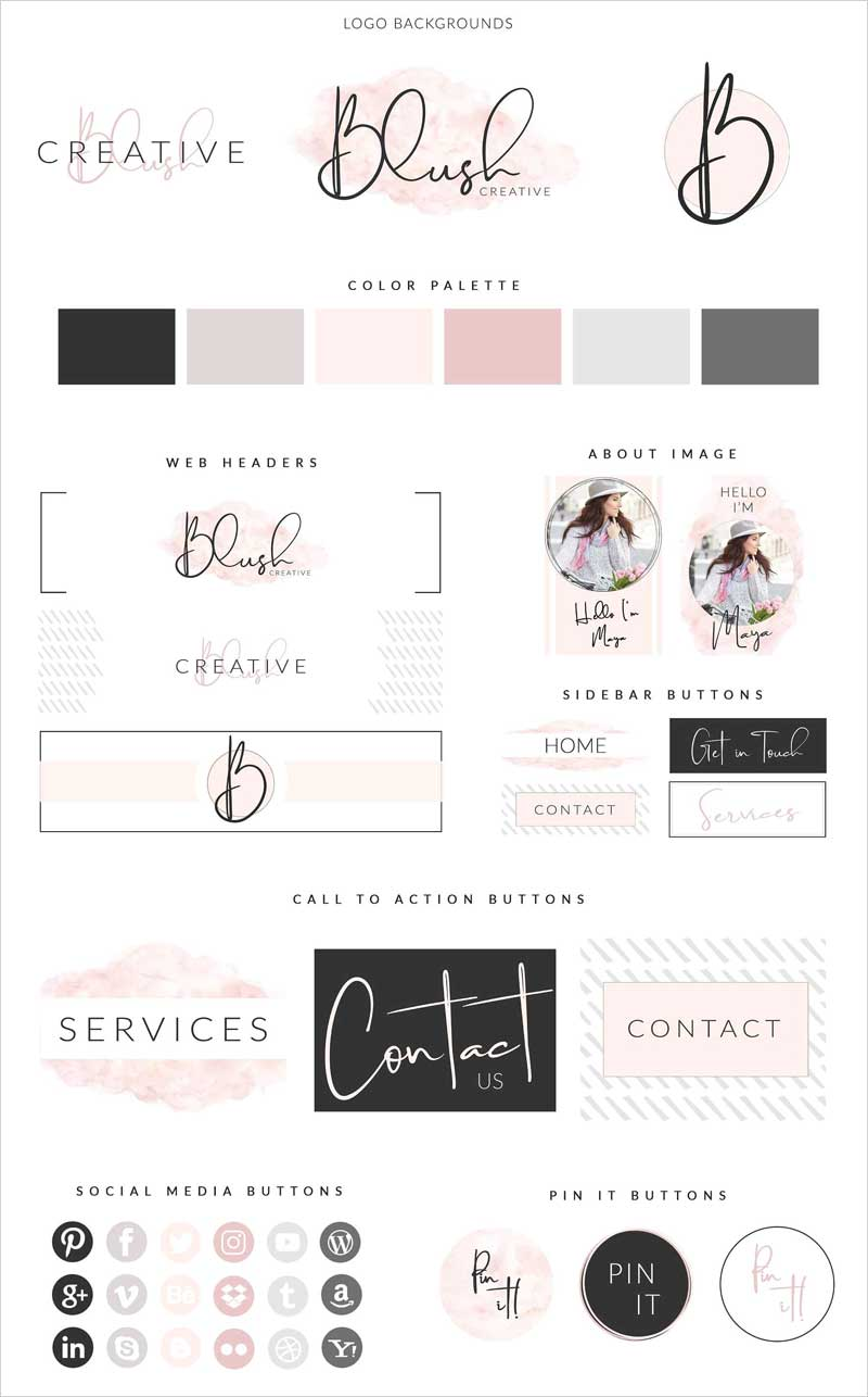 Canva-Blush-Web-Branding-Kit