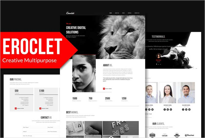 Eroclet---Responsive-Muse-Template