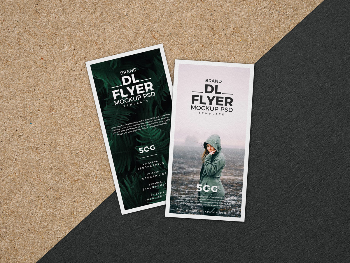 Free-Brand-DL-Flyer-Mockup-PSD-Template