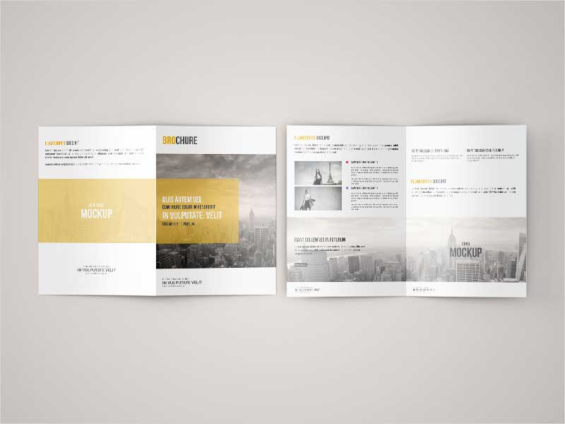Freebie---A5-Bi-Fold-Brochure-Mock-Up