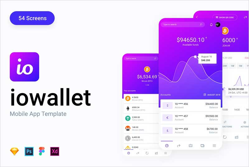 IOWallet---Crypto-&-Banking-Apps-Kit