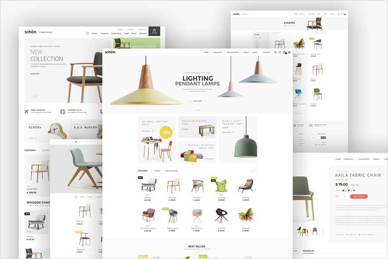 Schon-eCommerce-PSD-Template