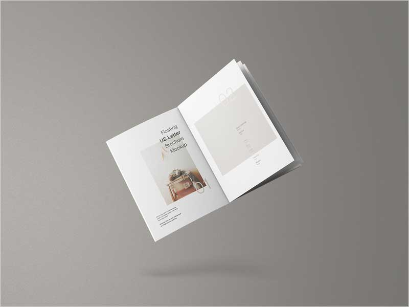 Us-Letter-Floating-Brochure-Mockup