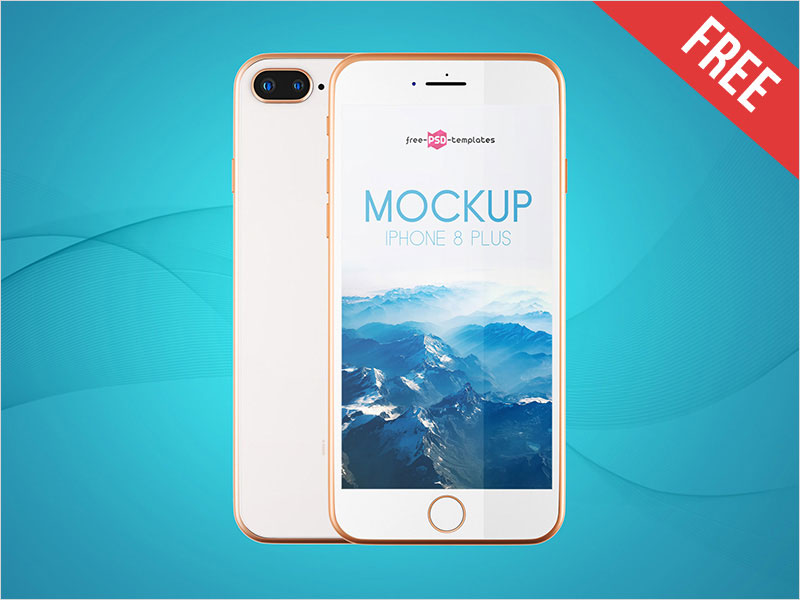 2-Free-iPhone-8-Plus-Mock-ups-in-PSD