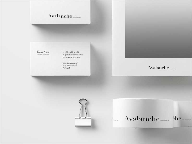 Brand-design-for-Avalanche-design-studio.