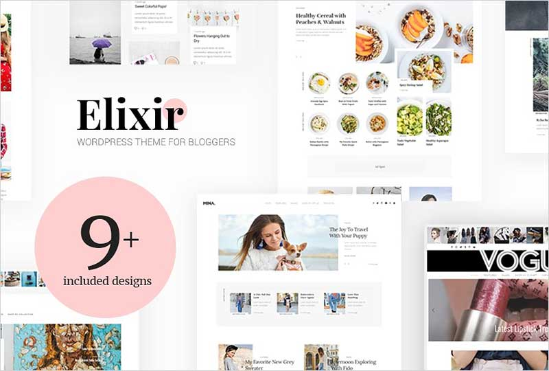 Elixir---WordPress-Blog-Theme