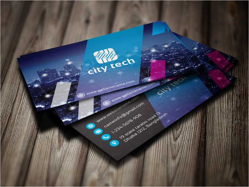 Free-8-Business-card-mockup