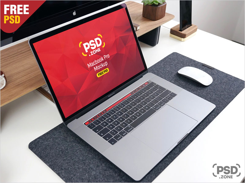 Psd-Macbook-Pro-On-Desk-Mockup