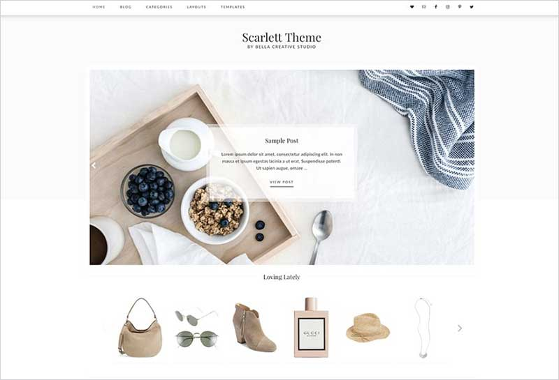 Scarlett---WordPress-Theme