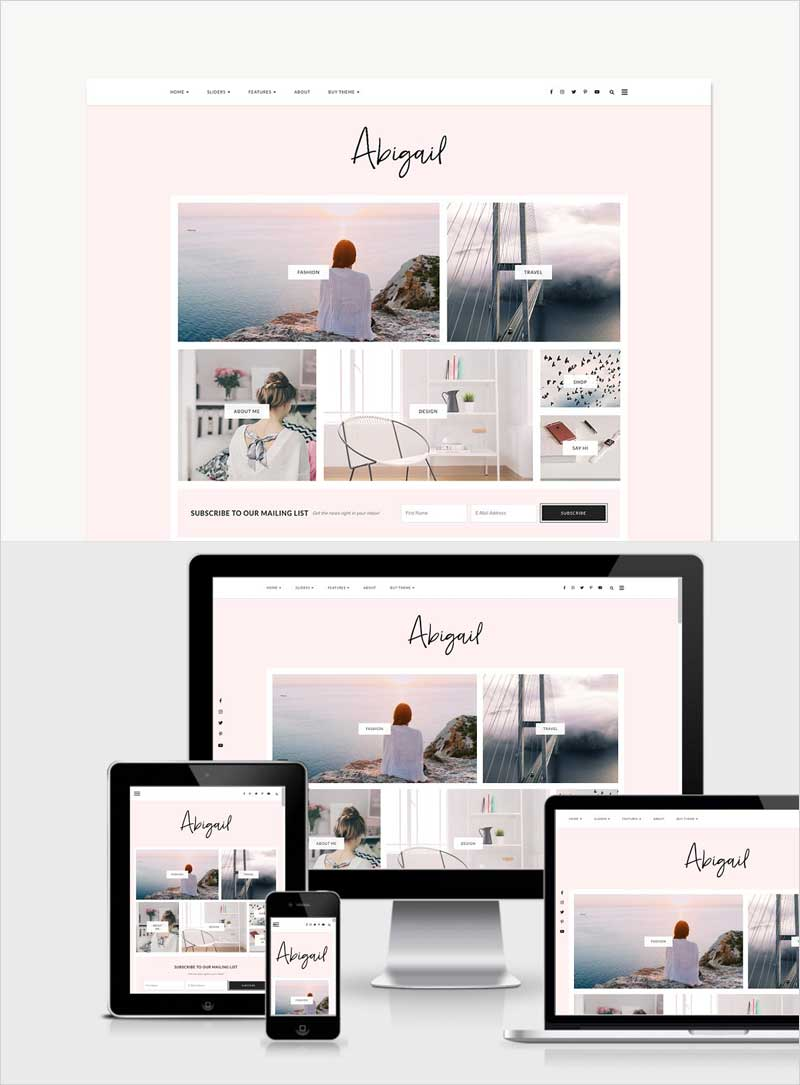 WordPress-Theme,-Responsive,-Abigail