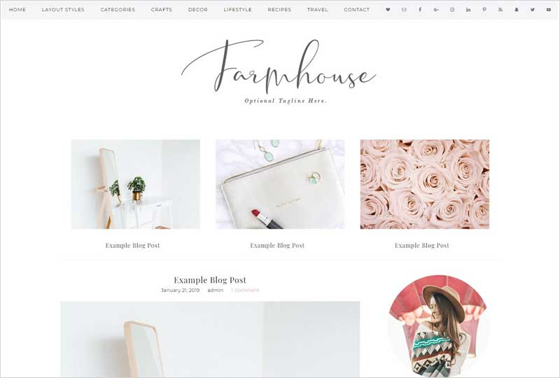 Wordpress-Theme-SALE-Farmhouse