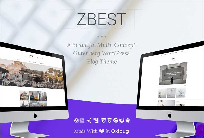 ZBest---Multi-Concept-Blog-Theme