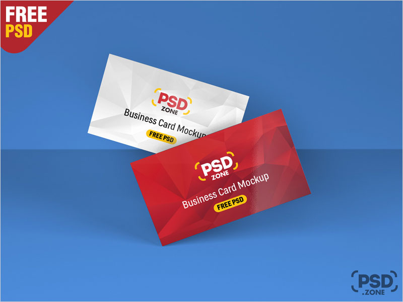 Floating-Business-Card-Mockup-Free-PSD