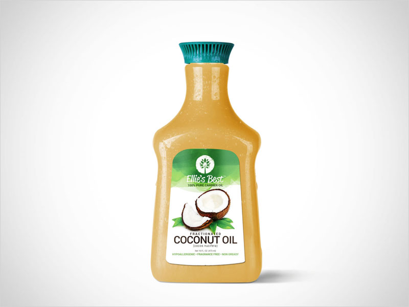 Free-Coconut-Plastic-Bottle-Label-Mockup