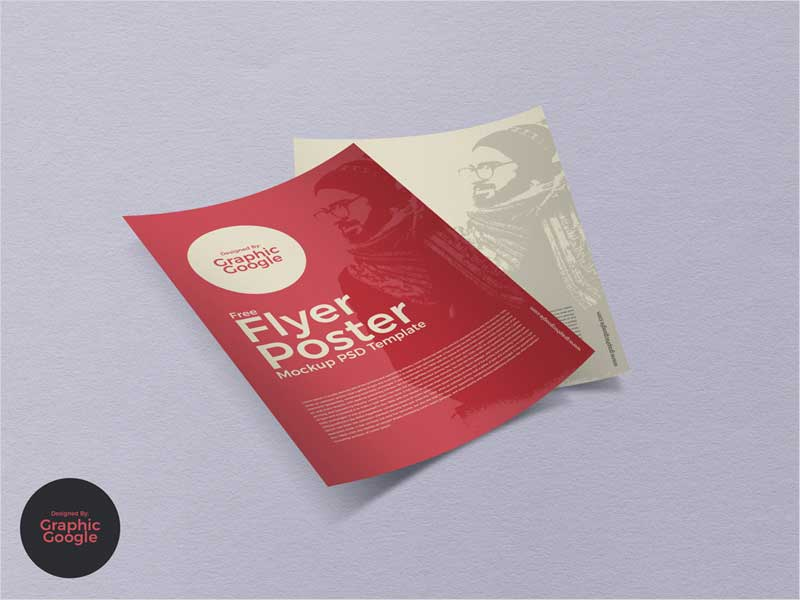 Free-Flyer-Poster-Mockup-PSD