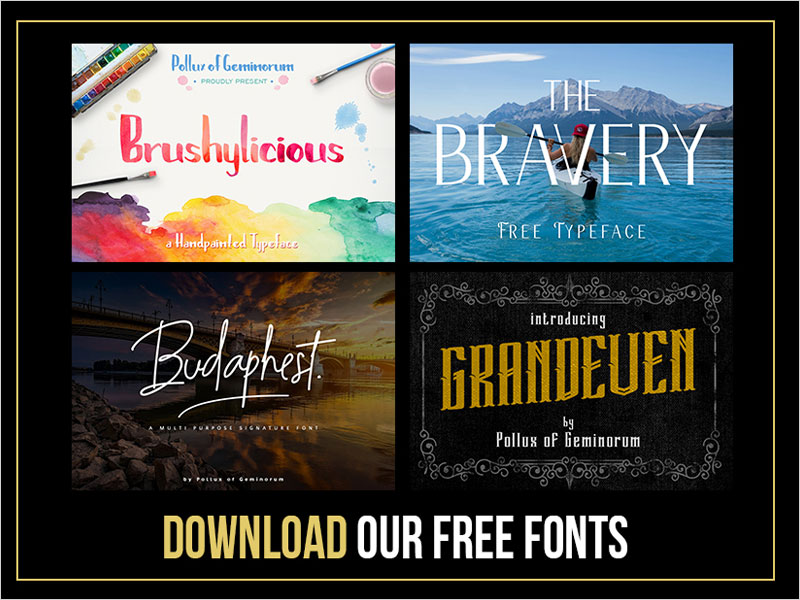 Free-Fonts-from-Pollux-of-Geminorum