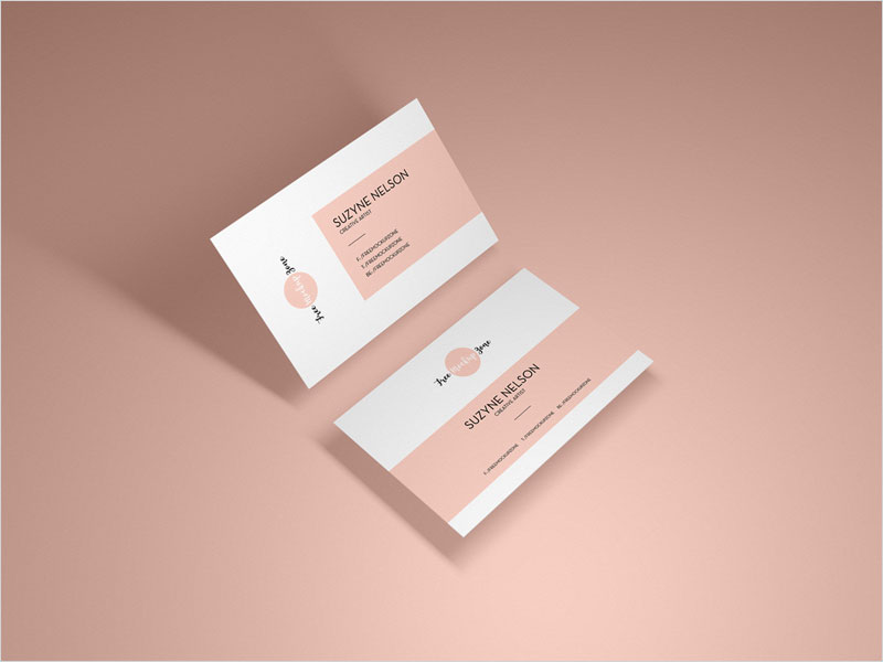 Free-Modern-Presentation-Business-Card-Mockup-Psd