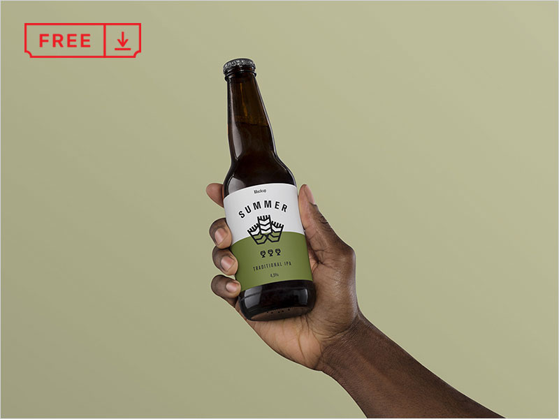 Hand-Holding-Beer-Mockup