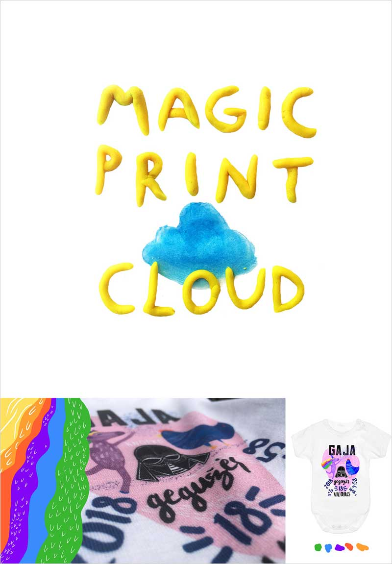 Magic-print-cloud