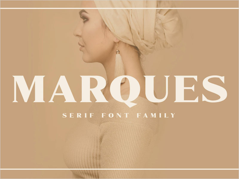 Marques-Free-Serif-Font-Family