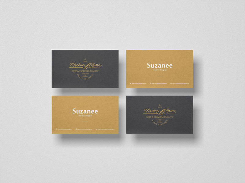 PSD-Branding-Business-Card-Mockup