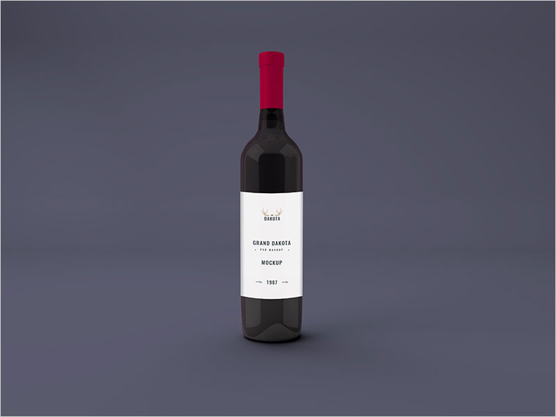 Red-Wine-Bottle-Mockup