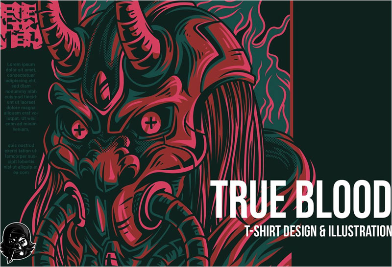 True-Blood-Illustration