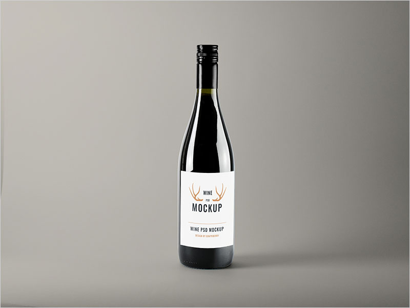Wine-Bottle-PSD-Mockup