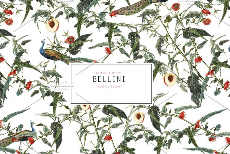 BELLINI-SEAMLESS-PATTERN