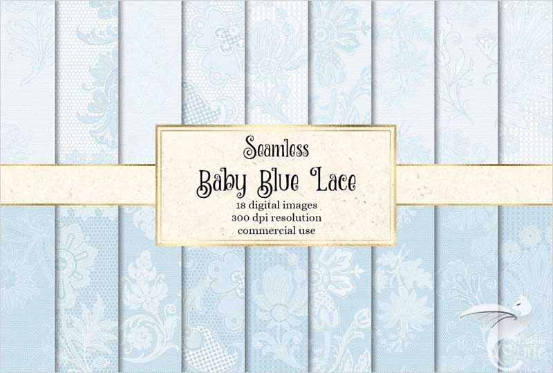 Baby-Blue-Lace-Digital-Paper