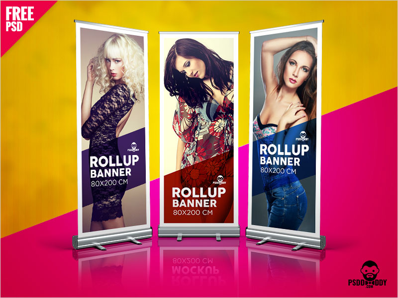 Fashion-Roll-Up-Banner-Free-PSD-Mockup