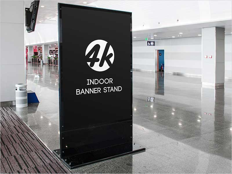 Free-Indoor-Banner-Stand-PSD-MockUp-in-4k