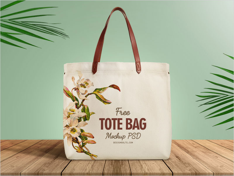 Free-Organic-Cotton-Tote-Shopping-Bag-Mockup-PSD