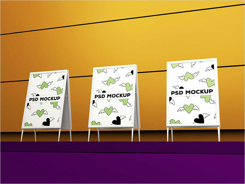 Free-Psd-Display-Shot-Banner-Artwork-Mockup